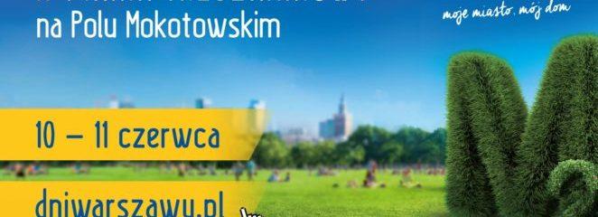 Piknik Mieszkaniowy na Polu Mokotowskim – Dni Warszawy 2017